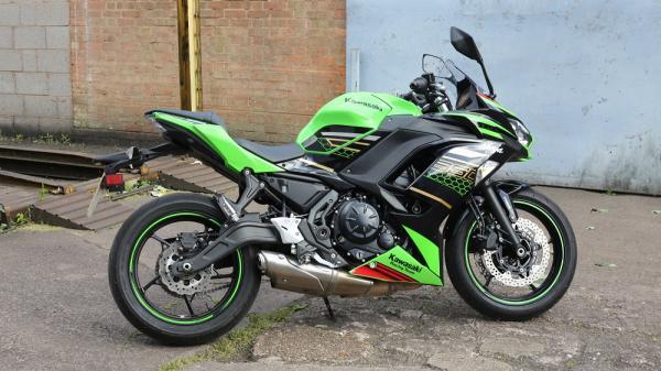 Kawasaki Ninja 650 review